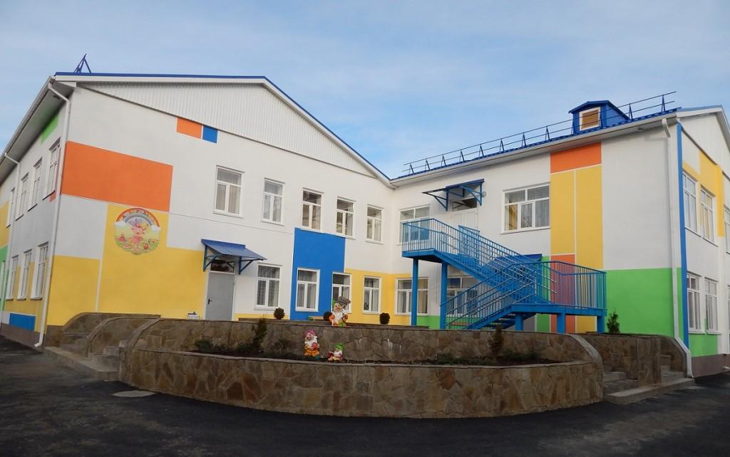 Здание МБДОУ №38